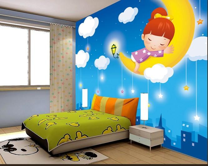 景德镇彩绘3d立体画,景德镇墙体画手绘,景德镇幼儿园彩绘墙面