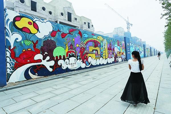 景德镇手绘立体画,景德镇涂鸦,景德镇手绘,景德镇手绘画,景德镇彩绘